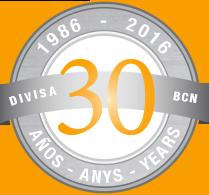 Divisa Barcelona - 30 años construyendo futuro